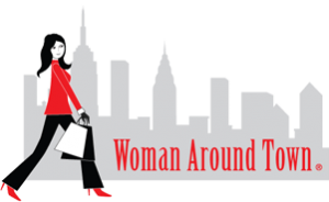 Woman Around Town